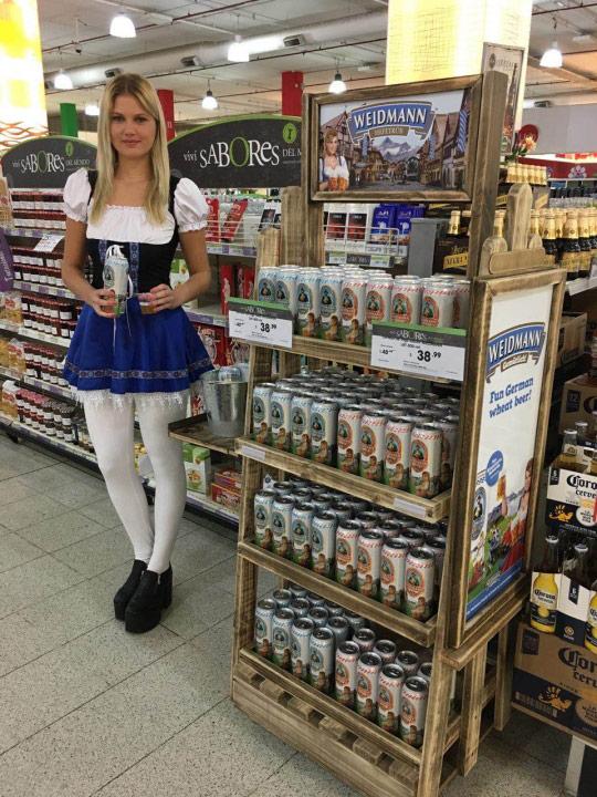 Degustacion Cerveza Weidmann